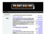PRODUIT DISCOUNT : LE guide du discount au coeur du pouvoir d'achat !