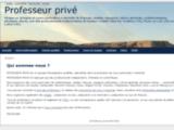 Professeurs particuliers de maths, physique, anglais, français (78, 28)