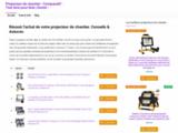 Projecteur de chantier : comparatifs, tests et avis pour bien choisir