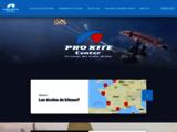 ProKite Center, le réseau des meilleures écoles de Kitesurf en France
