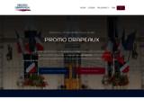 Promo Drapeaux : drapeau personnalisé et enseigne sur mesure