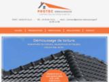 Nettoyage toiture Lens - Entretien tuiles, ardoise, bac acier, tôle 62