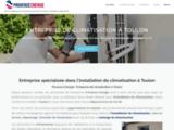 Provence Energie : Entreprise de Climatisation à Toulon, Pose à 1 euro.