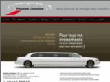 Limousine avec chauffeur - Provence Limousine