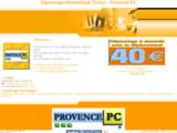 ProvencePC.fr / Dépannage informatique domicile Toulon