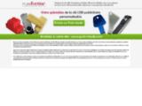 Pub-cleusb.fr : Découvrez nos clés USB publicitaires personnalisées avec le logo de votre entreprise, devis et commande en ligne. Livraison rapide.