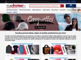 Objets publicitaires, vêtements personnalisables, Goodies, devis en ligne