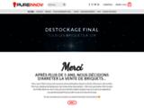 Briquet clé USB | Nouveau concept | Marque Française spécialisée