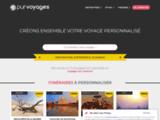 PurVoyages.com, voyages sur mesure pour tous