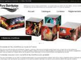 Grossiste fournisseur feux d'artifices Distributeur de produits pyrotechnique en