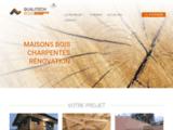 Qualitech Bois : maisons, charpentes, rénovation, bardages en bois