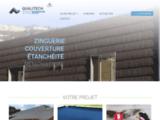Qualitech Zinc : Zinguerie, couverture, étanchéité, rénovation