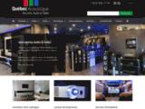 Experts en Cinéma Maison et Projecteurs au Canada