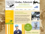 Québec Arboricole | Arboriculteur-Élagueur Québec
