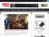 Ted Magazine - Par québec audio & Vidéo : La référence québécoise en cinéma maison