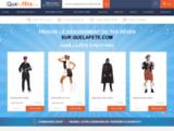 Boutique de déguisement en ligne