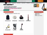 Achat d'aspirateur de grande marque en ligne