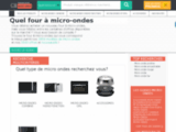 Quel micro ondes choisir sur quelmicroondes.com