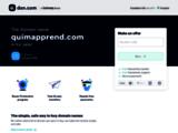 Professeur particulier de soutien scolaire - QuiMapprend.com