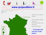 Quipeutfaire.fr : L'annuaire des services et des loisirs. Architecte, décorateur, peintre, dessinateur, paysagiste