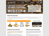 Achat bijoux or Paris