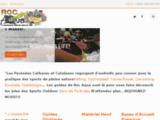 Roc aqua, Les activités de pleine nature, rafting, canoë, canyon, hydrospeed, dans l'Aude, pyrénées