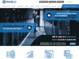 Récupération de données RAID et NAS
