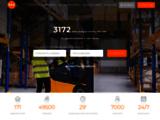 RAS Intérim : agence intérim 24h/24 en transport, logistique et service.