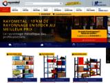 Rayonnage industriel - Rayometal
