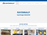 Rayonnalp – Rayonnage industriel