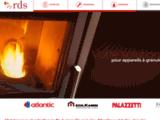 RDS : Installation et maintenance poêle à granulés & bois