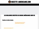 Recette-américaine.com - Toutes les recettes de cuisine américaines !