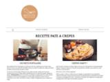 Pâte à crêpes : recette facile de la pâte pour les crêpes