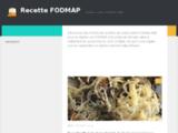 Aliments & Recettes Low FODMAP