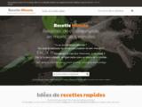 Recette rapide RecetteMinute.com