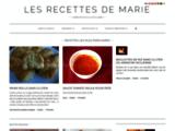 Les recettes de Marie - Recette de cuisine - Recette sans gluten