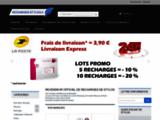 Recharges-Stylos.fr : vente de recharges pour stylos