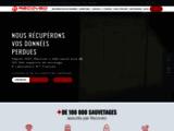 Recoveo : Récupération de données sur supports numériques