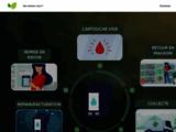 Recup'cartouche collecte et recylcle gratuitement vos cartouches d'encre