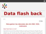 Data Flash Back - Récupération de données à Paris disque SSD, clé usb et Flash