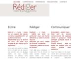Rédiger. Création et gestion de contenus