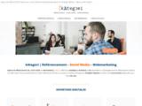 Référencement de sites web, Webmarketing & Community Management | AlsaRef