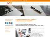 Accueil - Agence de référencement SEO, SEA et Linking à Paris