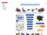 Reflexmotoculture.fr Vente de Pièces Détachées  Motoculture
