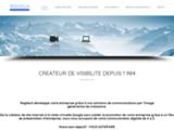 Création Site Web, Visite Virtuelle à Lyon Et En France