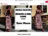 Boutique Robe Fleurie