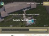 Chambres d'hôte de charme Carcassonne - Le Relais de l'Alsou