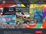 Remaud Pub –  Publicité adhésive & marquage publicitaire – Challans