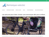 Guide d'achat des remorques vélo