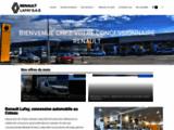 Concessionnaire Renault 42